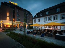 Hotel Lücke Rheine, Rheine (Neuenkirchen yakınında)