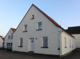 Gästehaus Kaster, Homburg (Limbach yakınında)