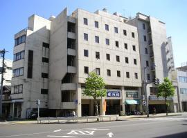 HOTEL&OFFICE Sotokukan, Nagaoka