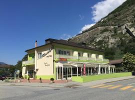 Hotel Römerhof, Brigerbad (Visp yakınında)