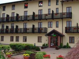 Hotel Arcadia, Scarmagno (Cuceglio yakınında)