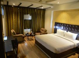Hotel Krishna Continental, Bathinda (рядом с городом Bhatinda)