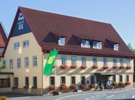 GROSCH Brauhotel & Gasthof, Rödental (Lautertal yakınında)