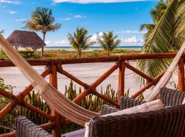 Villas HM Paraiso del Mar, 홀박스아일랜드