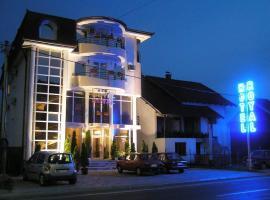 Hotel Royal, Кралево