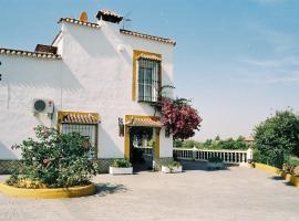 Finca La Luz Bed & Breakfast, Hacienda de Tarazona (La Celada yakınında)