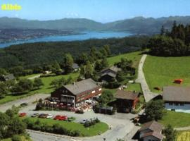 Hotel Panorama Windegg, Langnau am Albis (Kappel am Albis yakınında)