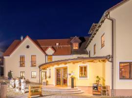 Landhotel Zum Goldenen Kreuz, Moosbach