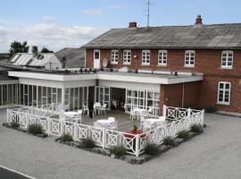 Slukefter Kro & Hotel, Høgelund (Vedbøl yakınında)