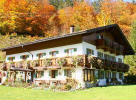 Landhaus Wolf, Walchensee