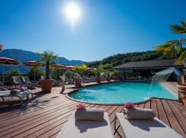Les Tresoms Lake and Spa Resort