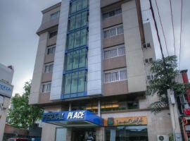Fersal Hotel Malakas, Quezon City, Manila (Near Quezon City)