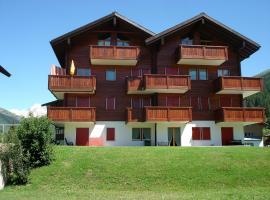Apartment Apt. Nr. 2, Ulrichen