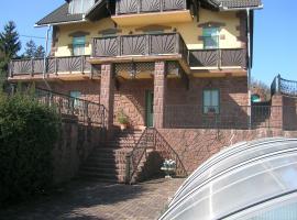 Balatoni Panoráma Villa