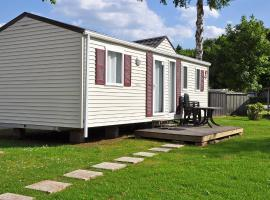 Holiday Home Luxe Mobile Chalet 4 pers..4, Erpigny