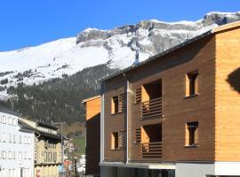 Apartment Segnes 101