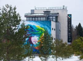 Fresh Wind SPA Hotel, Kurovo