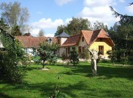 La Maison de l'Epousée B&B, Абвиль (рядом с городом Mareuil-Caubert)