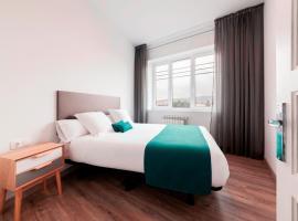 Lux Apartamentos Santiago