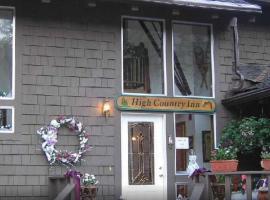 High Country Inn - Sierra City