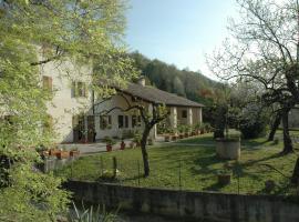 Albergo Volpara, Mussolente