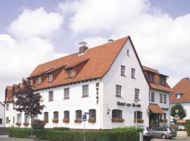 Hotel zur Struth, Eschwege (Reichensachsen yakınında)