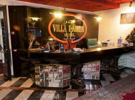 Hotel Villa Isabela, Santa Maria di Sala (Sant'Angelo yakınında)