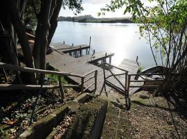Villa River Nikitiki, Marcigliana