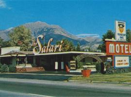 Safari Motel, Nephi (in de buurt van Spring City)