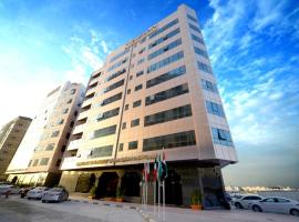 Emirates Stars Hotel Apartments Sharjah