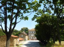 Chateau Chavagnac, Lemps (рядом с городом Bert)