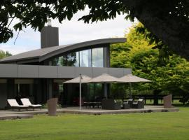 Chestnut Glade Pavilions, Cambridge
