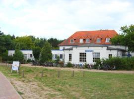 Hotel Heiderose auf Hiddensee, Vitte