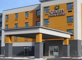 Quality Inn & Suites Kingston, Kingston