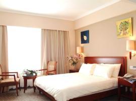 GreenTree Inn Shanxi Lvliang Wenshui Zetian Street Shell Hotel, Wenshui