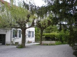 Maison d'hôtes La Garenne du Lac, Amphion les Bains