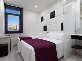 Hotel Avenida de España, Fuenlabrada (Humanes de Madrid yakınında)