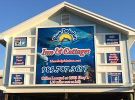 Blue Dolphin Inn and Cottages, Grand Isle