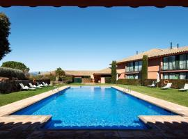Torremirona Relais Hotel Golf & Spa, Навата (рядом с городом Tarabaus)