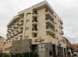 Emily's Hotel, Tiberias