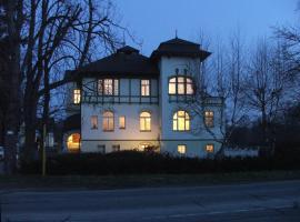 Pension Habermannova Vila, Bludov (Rájec yakınında)