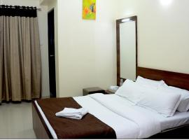 Hotel Jotirling Executive, Sāngola (рядом с городом Pandharpur)