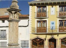 Hostal Las Grullas, Торнос (рядом с городом Лас-Куэрлас)
