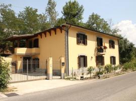 Casa Radiosa, Sora (Villavallelonga yakınında)