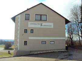 Landgasthof Felsenkeller, Dinkelsbühl (Unterschneidheim yakınında)