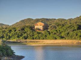 Mgwalana River Lodge, Mgwalana Mouth (in de buurt van Gibralter)