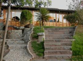 Hosteria Cananvalle, Ibarra (Urcuquí yakınında)