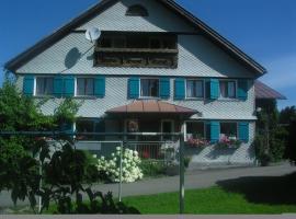 Haus Niederacher Georg und Martha, Krumbach (Langenegg yakınında)