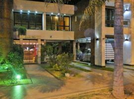 Hotel Escala Uno, Santo Tomé (San Jerónimo del Sauce yakınında)