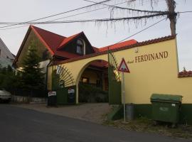 Hotel Ferdinand, Ostrava (Jilešovice yakınında)